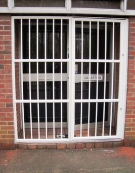 security grilles and gates in stevenage